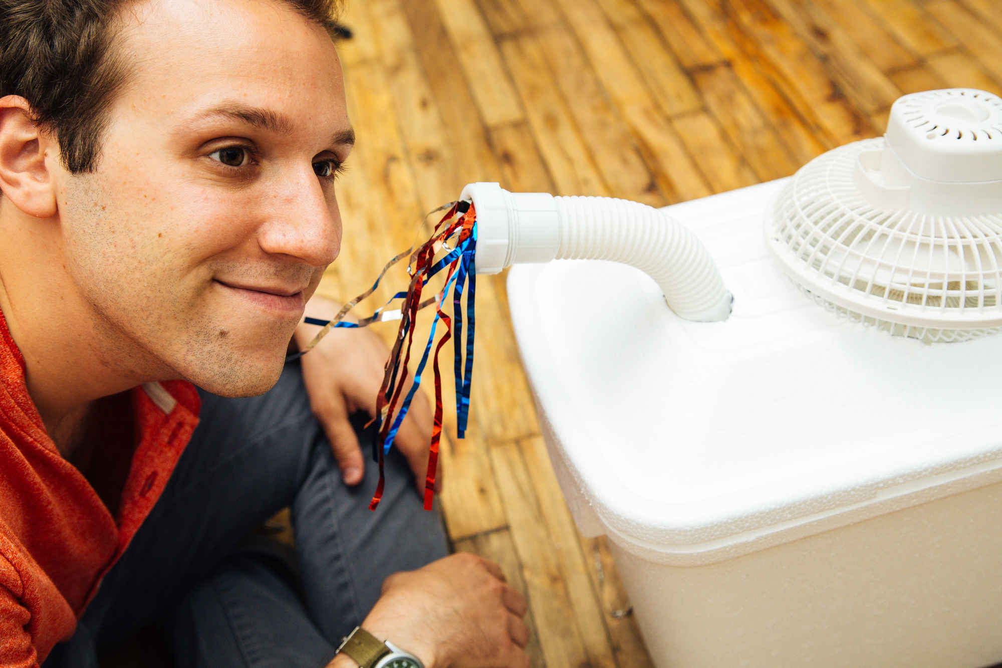How To Make A Diy Air Conditioner For Under 20 Huffpost