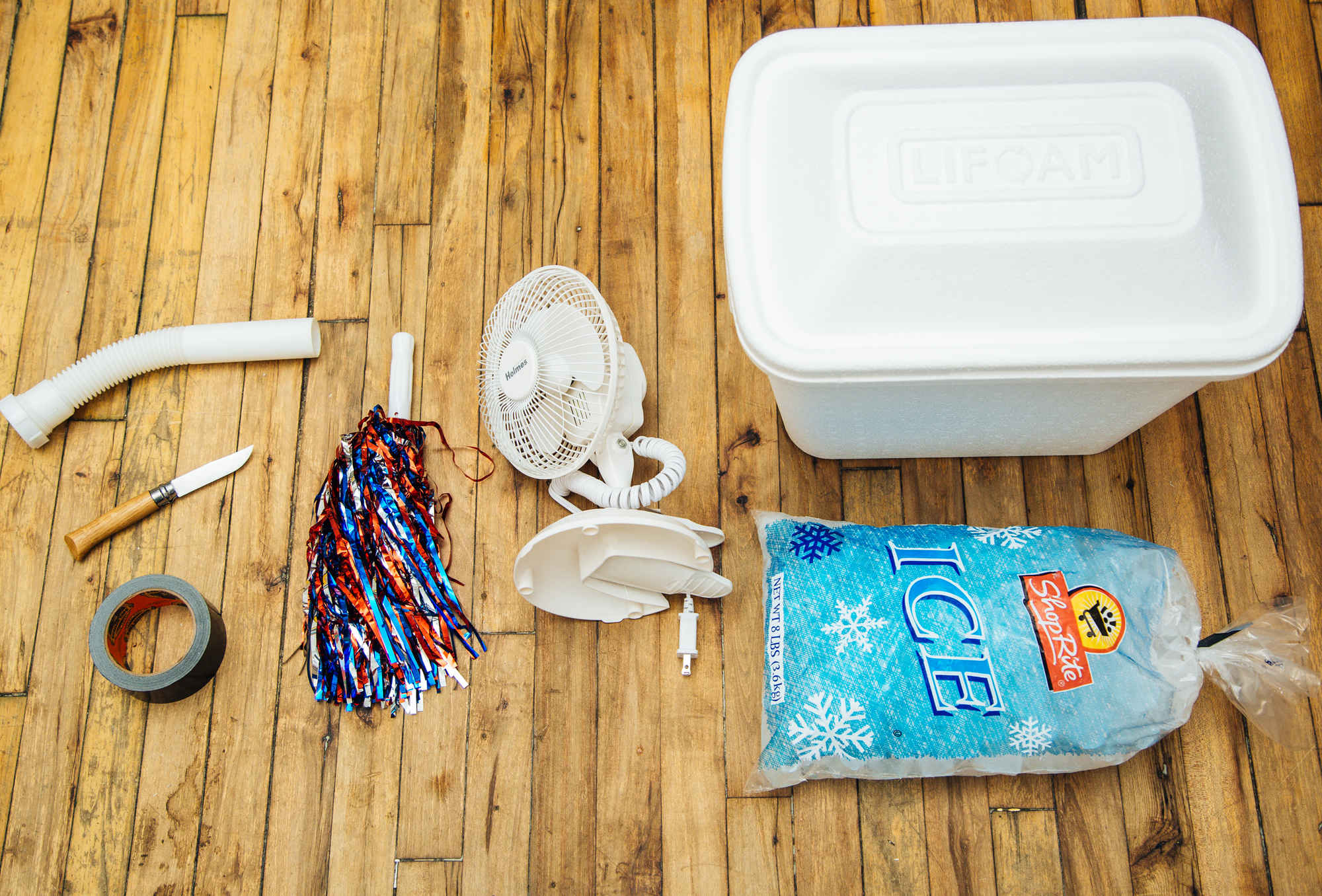 How To Make A Diy Air Conditioner For Under 20 Huffpost Life