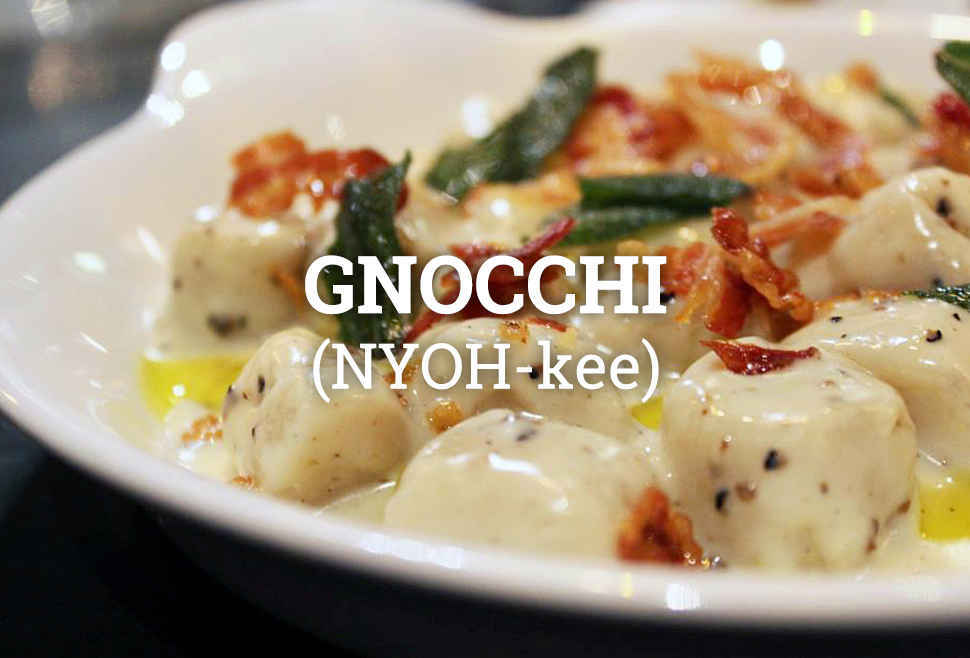 Youre Pronouncing These Italian Foods Completely Wrong Huffpost Life