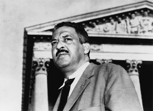 Thurgood Marshall, the NAACP's Pioneering Lawyer, Knew That Black ...