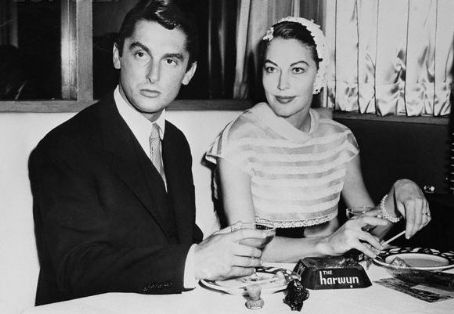 Image result for ava gardner and robert evans