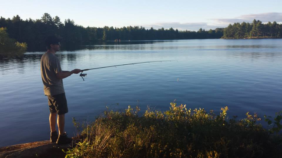 Canadians need to become true freshwater stewards for Wolf lake fishing