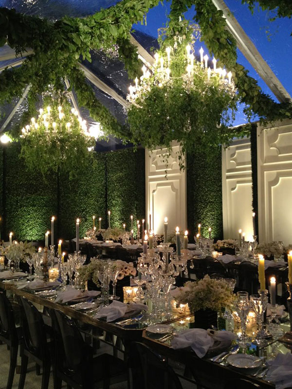 4 gorgeous ways to bring the outside into your wedding huffpost - Garden wedding ideas decorations ...