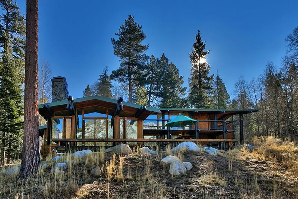 8 Cabins That Define Rustic Luxury Huffpost Life