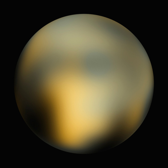 The Pluto Encounter: A View From Afar! | HuffPost