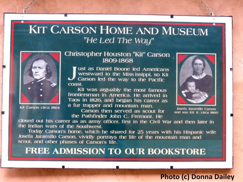kit carson personals Just 1/2 block off the historic taos plaza down kit carson road in taos, new mexico  but not restricted to, personals, events, groups, shops, wren's nest,.
