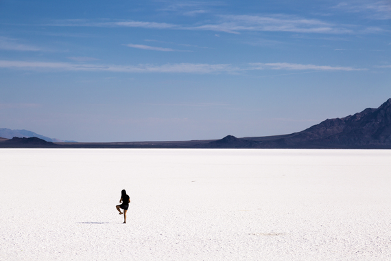 Beautiful Utah: Bonneville Salt Flats | HuffPost