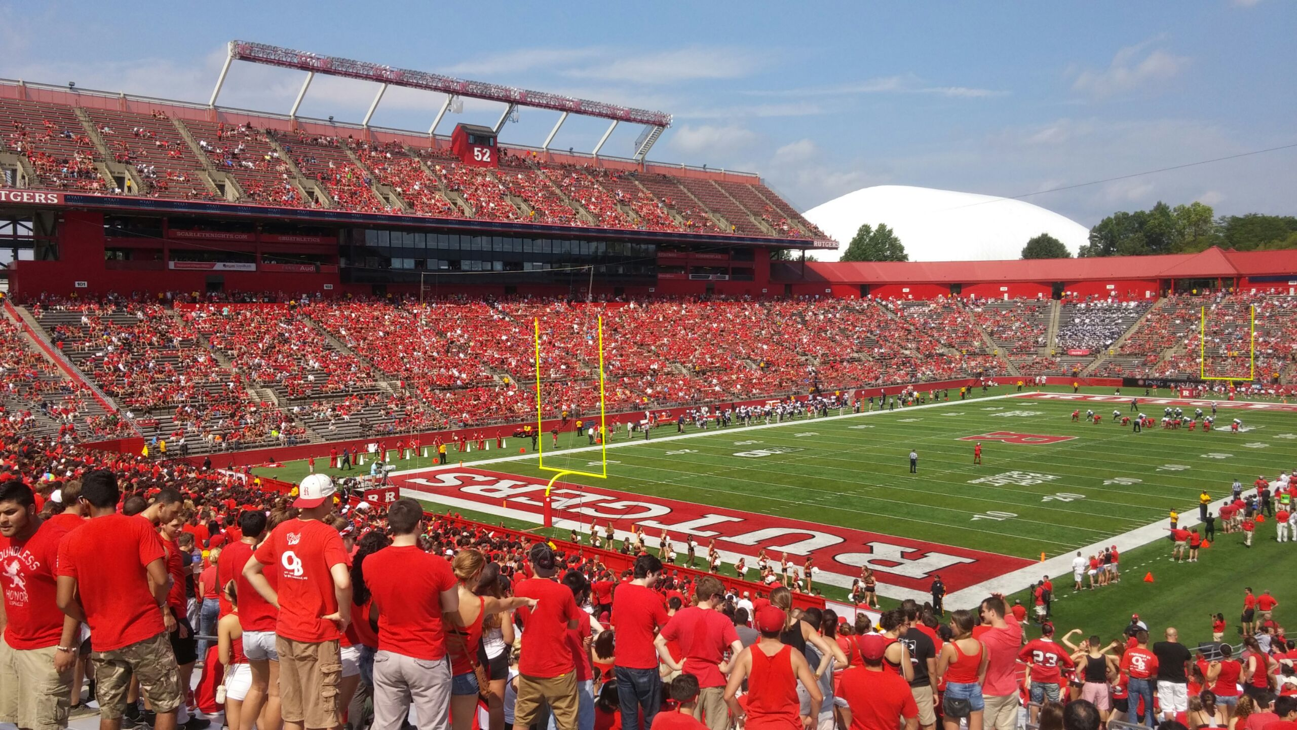 What can I do to get in Rutgers-New Brunswick?