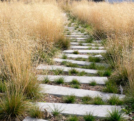 Inspiration brit gardens that know how to limbo huffpost for Designing gardens with grasses