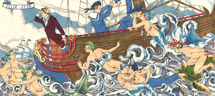 voyage gay
