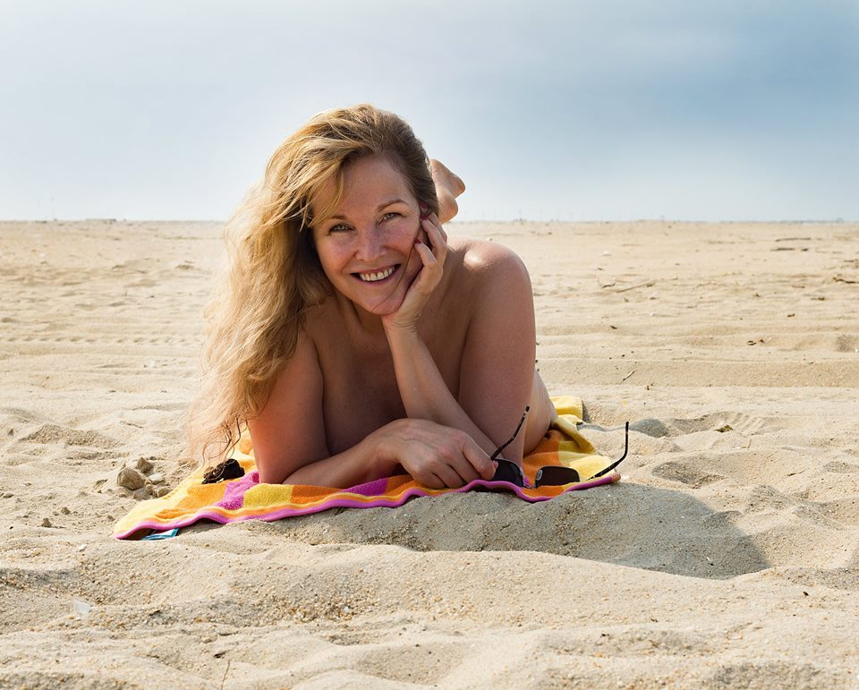 Mature Women Nude On Beach