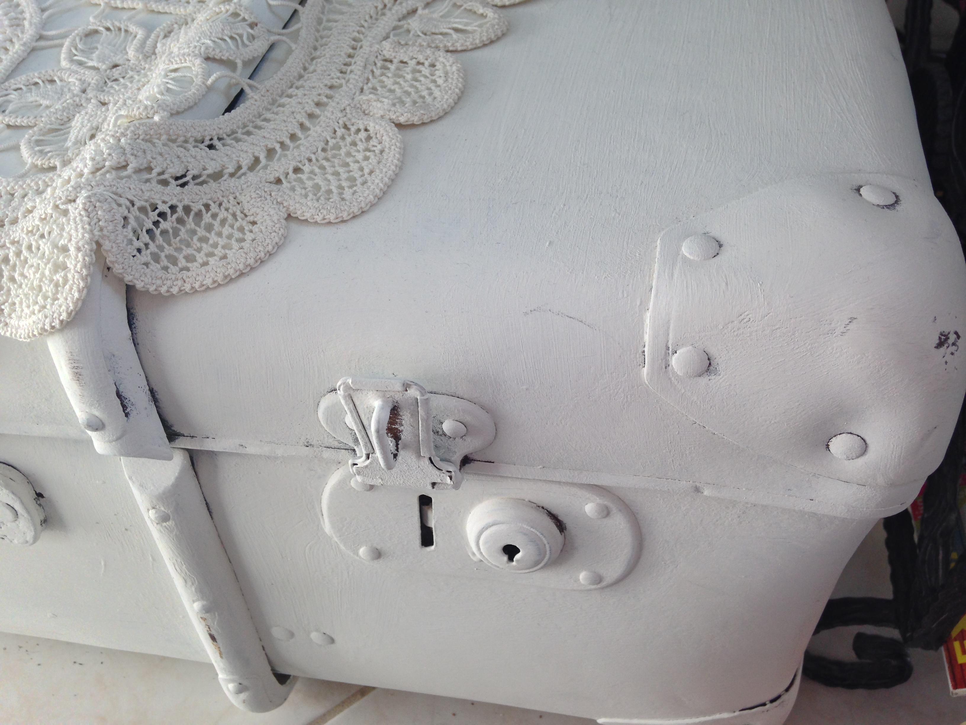 Elegant Alte Koffer Dekorieren Design