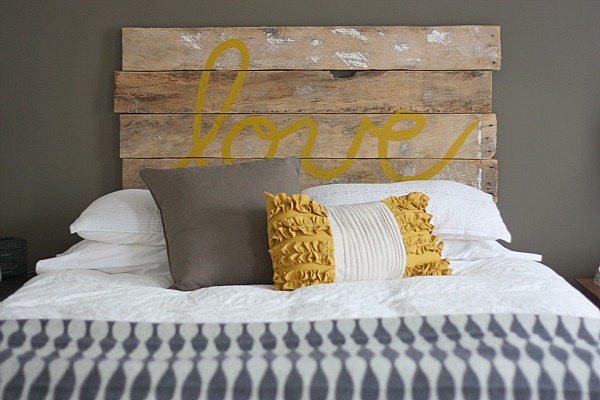 Upgrade Your Bed With These 6 DIY Headboards. Upgrade Your Bed With These 6 DIY Headboards   The Huffington Post