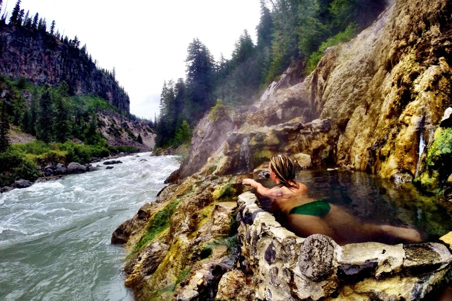 16 Idyllic Hot Springs for You to Relax In | HuffPost Life
