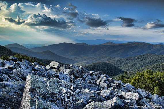Iso Meaning Photography >> Photo Shoot in the Shenandoah National Park: Blackrock Summit | HuffPost