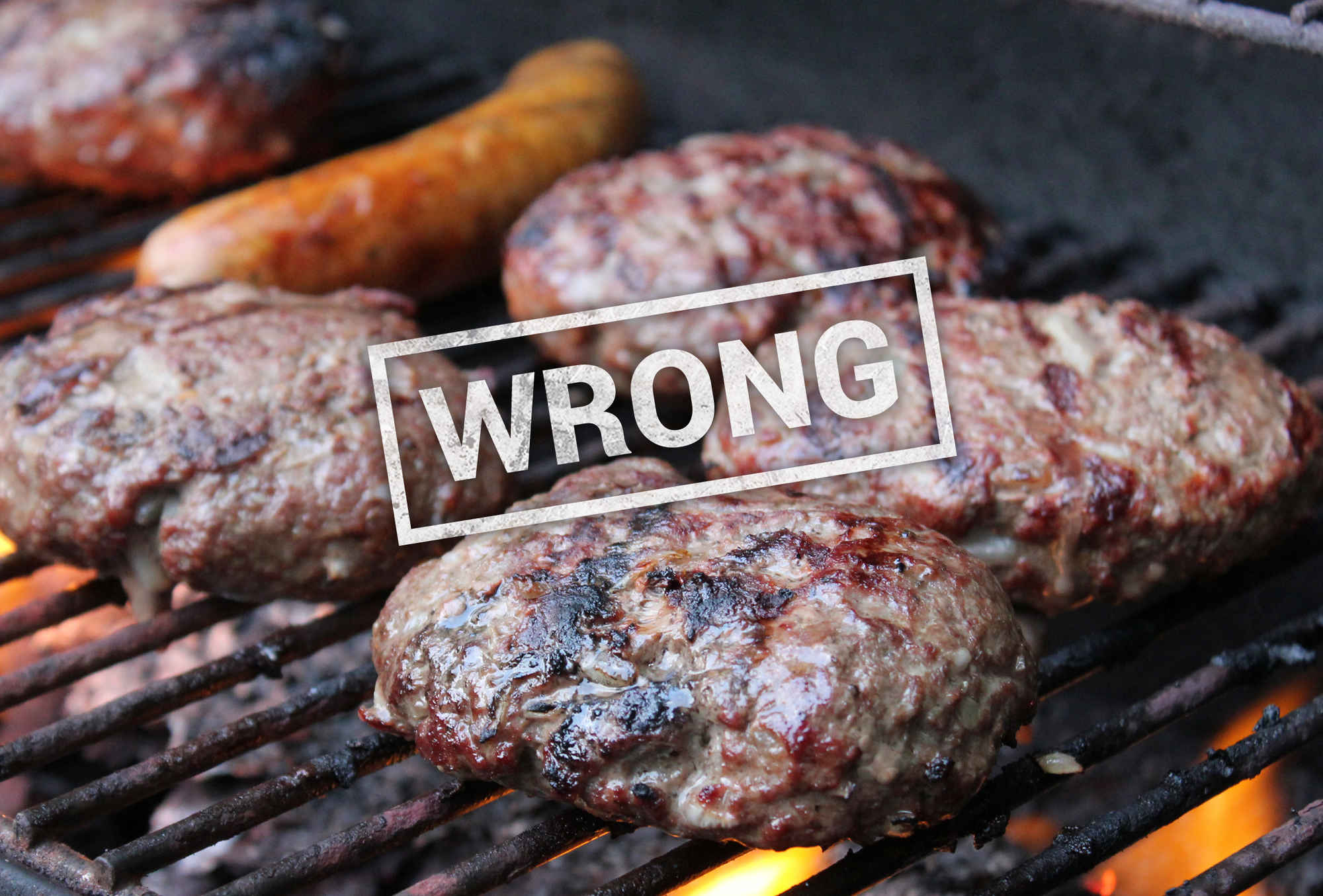 6 Ways You Re Grilling Burgers Wrong Huffpost Life