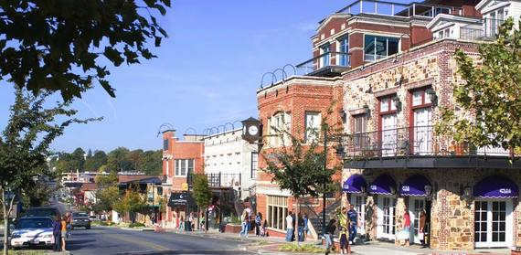 The 12 Cutest Small Towns In America HuffPost