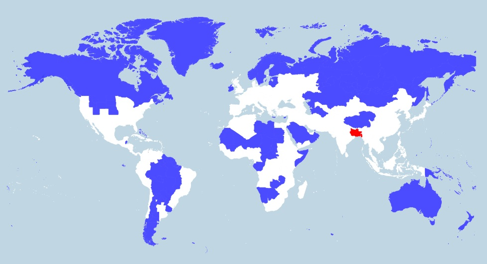 Population World 2015 of The World's Population