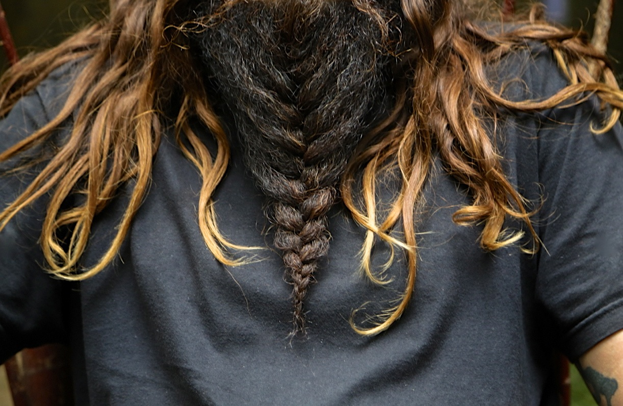 let s give the braided beard it s moment huffpost life
