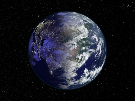 Earth Joins The Selfie Brigade Huffpost