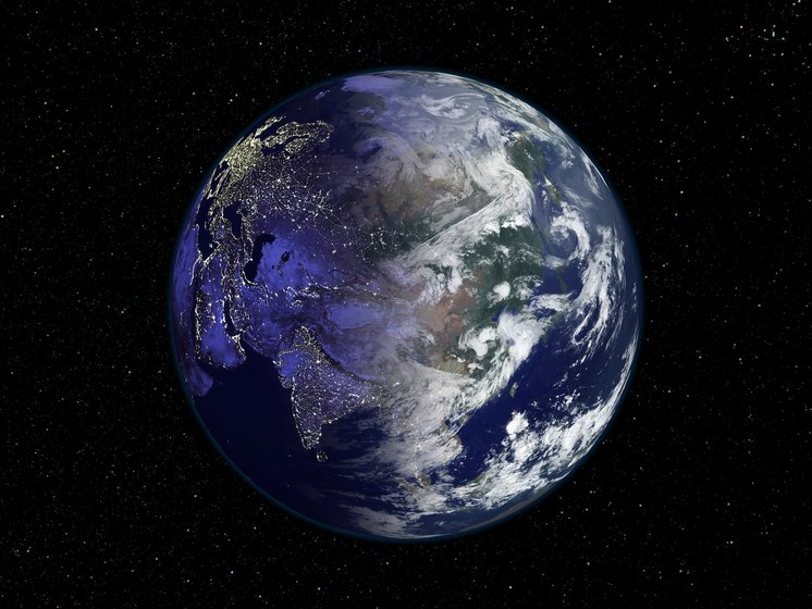 Earth Joins The Selfie Brigade The Huffington Post