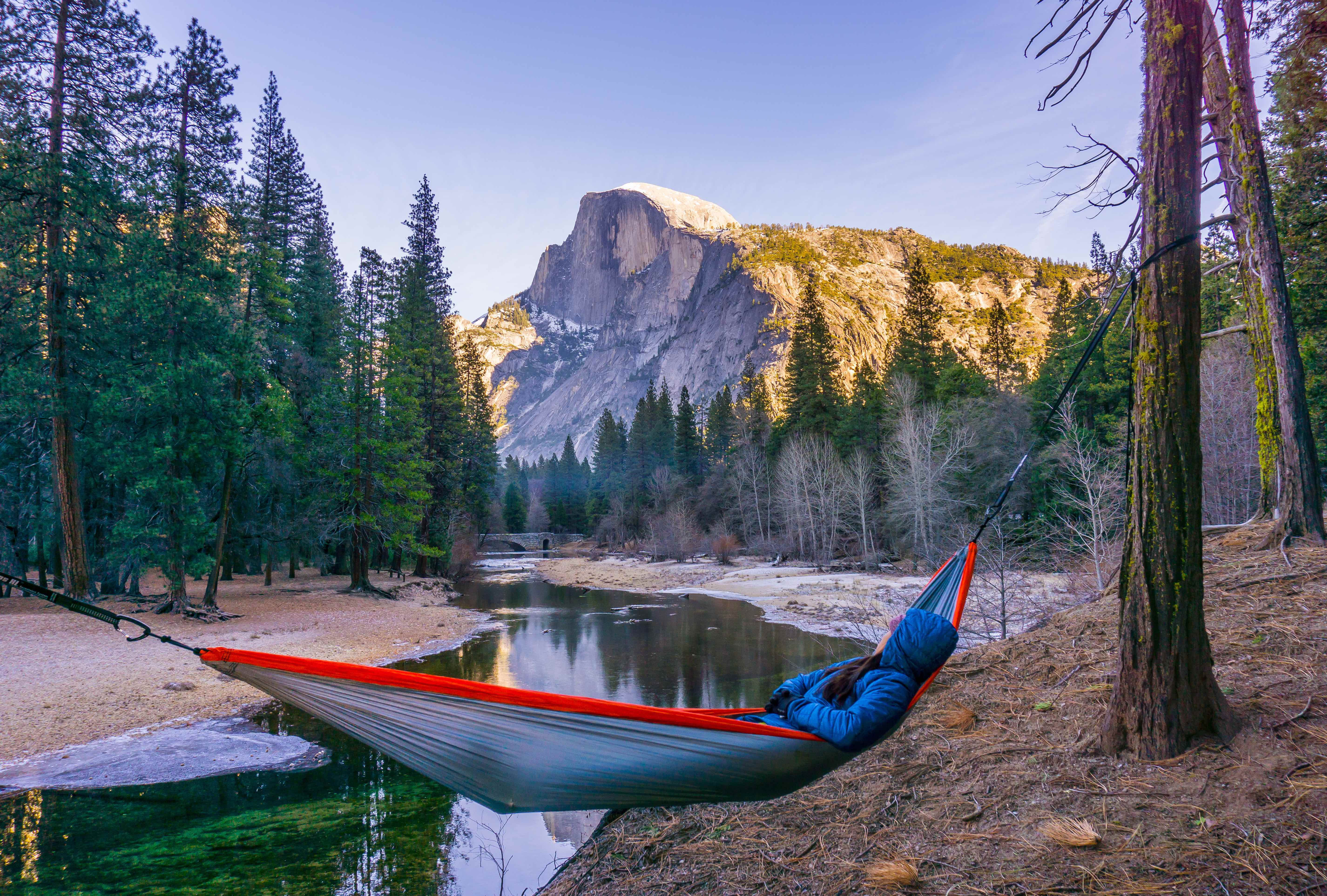 california and national redwoods the america just log yosemite valley park cabins