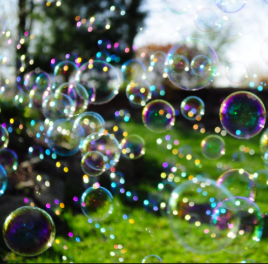 how to make the fluid for children to blow bubbles