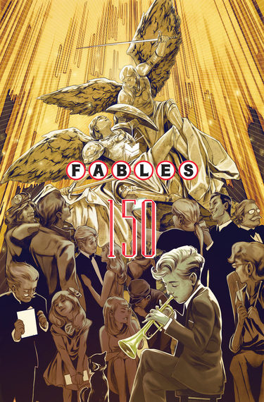 The End of Vertigo's Fables | HuffPost