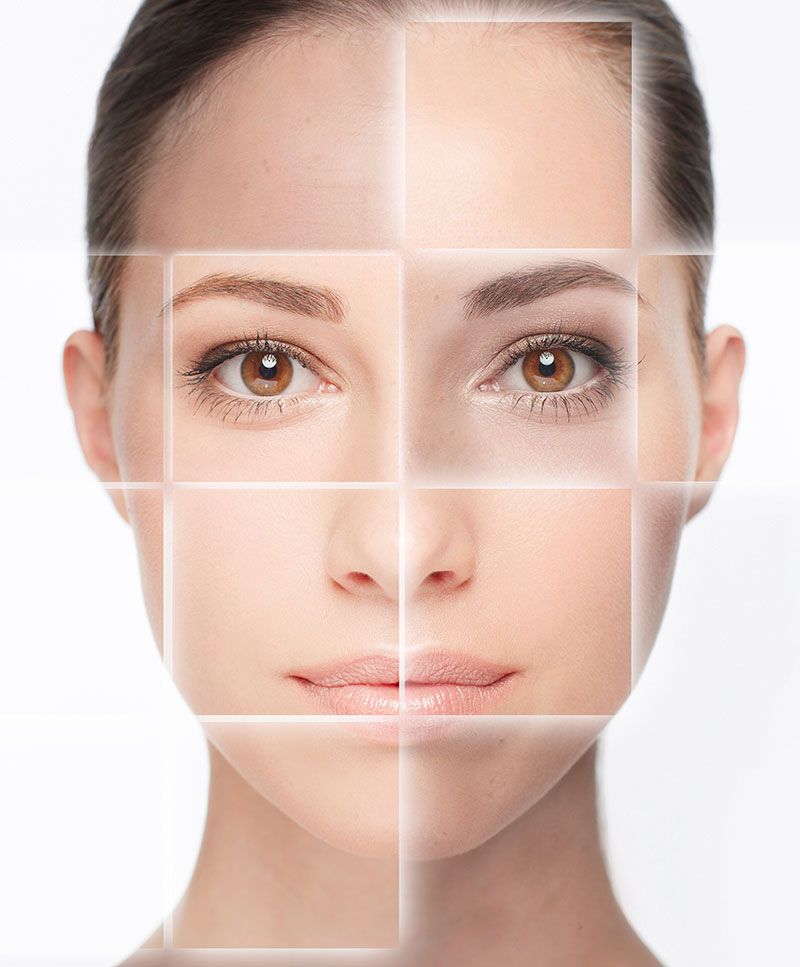 Image Gallery Skin Types