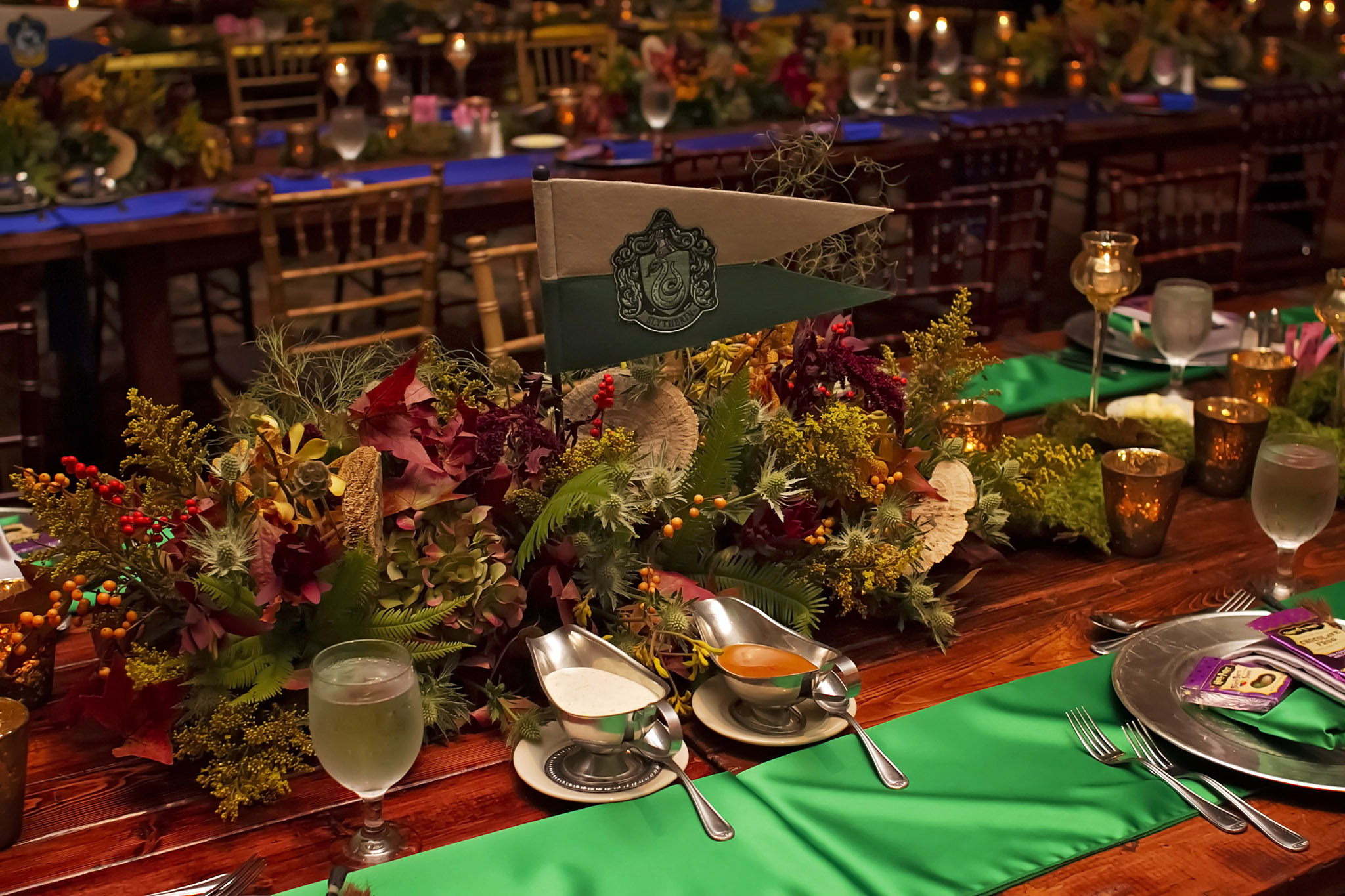 This Harry Potter-Inspired Wedding Will Make You Believe