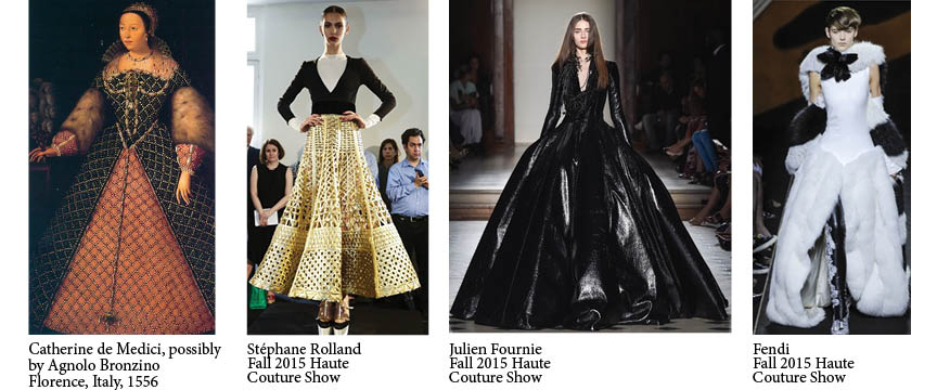 The renaissance of fashion haute couture week july 2015 the