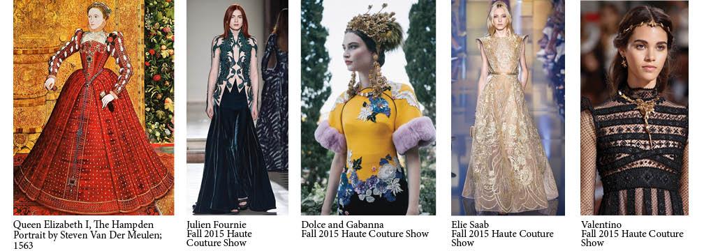 The renaissance of fashion haute couture week july 2015 for Haute renaissance