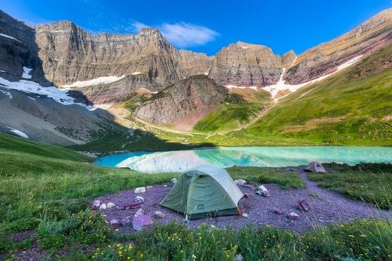 27 Stunning Lakeside Campsites Huffpost Life