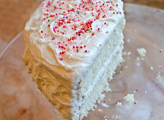 Jennifer Segal And Vanilla Cake Recipe