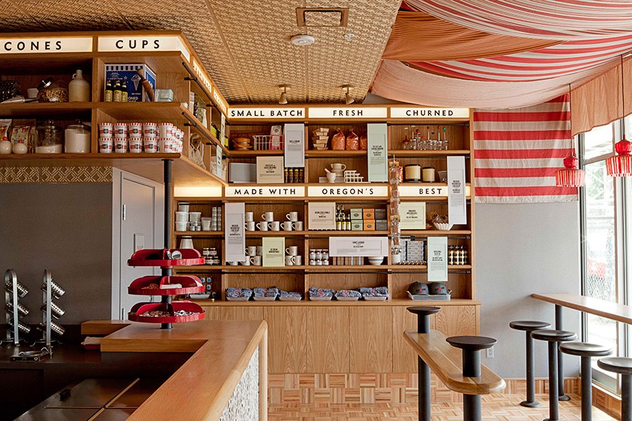 The Most Beautiful Ice Cream Shops In The World Huffpost