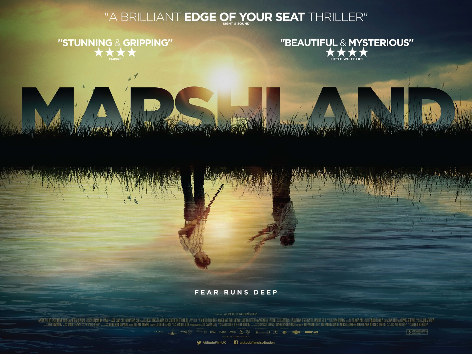 Image result for marshland film