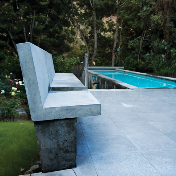 Above Ground Pool On A Sloped Backyard : AboveGround Pool in the Front Yard 5 Ways I Used Constraints to My