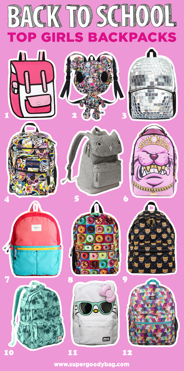 Top Backpacks for Back to School | HuffPost
