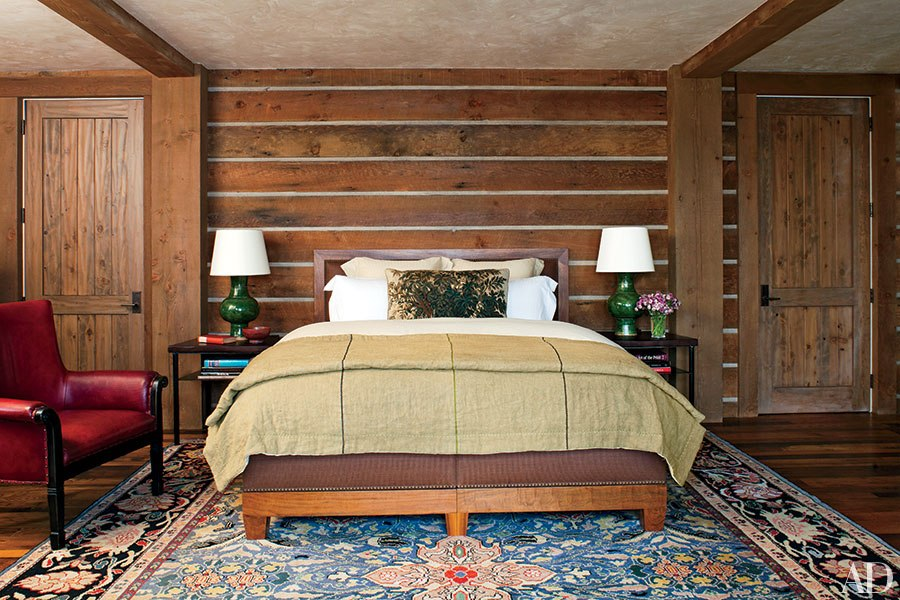 10 Gorgeous Rustic Bedrooms Huffpost