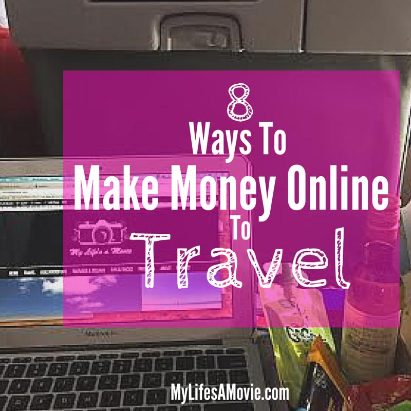 ways make money online