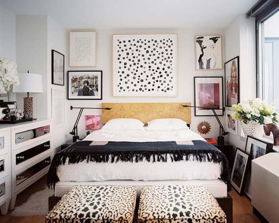 10 decor ideas for that wall above your bed huffpost. Black Bedroom Furniture Sets. Home Design Ideas