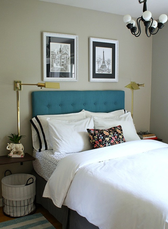 10 X 12 Bedroom Design: 10 Decor Ideas For That Wall Above Your Bed