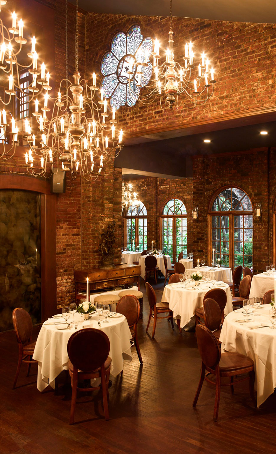 Romantic Dining Room: The Most Romantic Restaurants In New York City