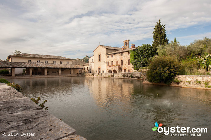 10 perfectly preserved ancient cities that are stunning - Bagno vignoni hotel posta marcucci ...