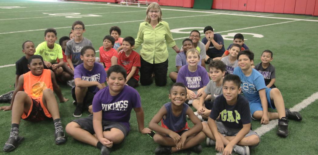 Texas Youth Football Program: Ten Ways It Is Walking the ...
