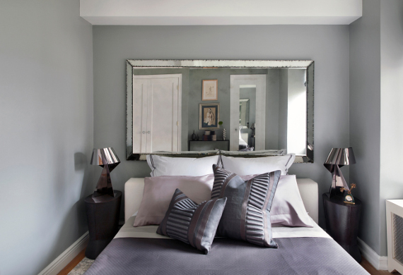 A small apartment turned luxury retreat huffpost - Small space room ideas ...