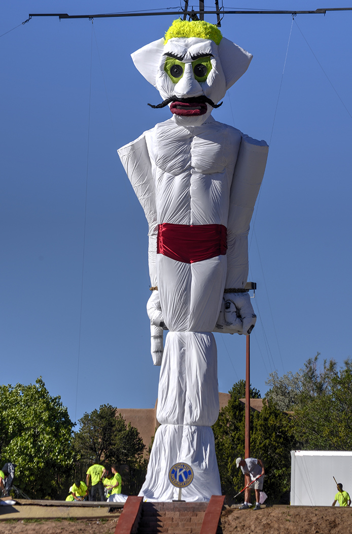 Before Burning Man There Was Santa Fe S Zozobra Huffpost