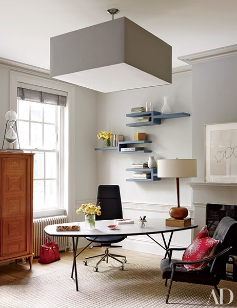 8 Home Office Ideas For Small Spaces Huffpost