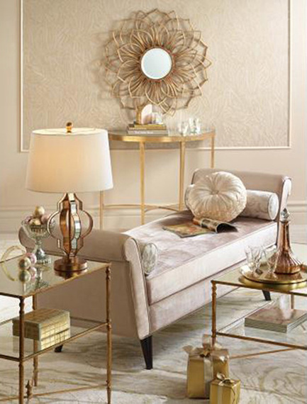 Lighting design basics ambient task and accent - Elegant table lamps for living room ...