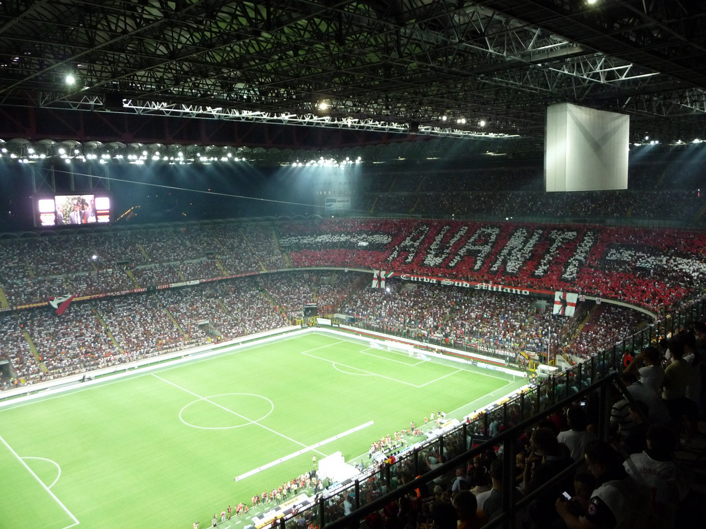 Ten Of The Best Football Stadium Experiences In Europe